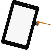 Сенсорний екран для планшету Huawei MediaPad 7 (S7-701u)  #HMCF-070-0880-V5/CR6987544GH002G033 тачскрін чорний