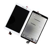 Дисплейний модуль для планшету Huawei  MediaPad T1 8.0 (S8-701u), MediaPad T1 8.0 LTE T1-821L #N080ICE-GB1 Rev.A1/HMCF-080-1607-V5 в зборі з