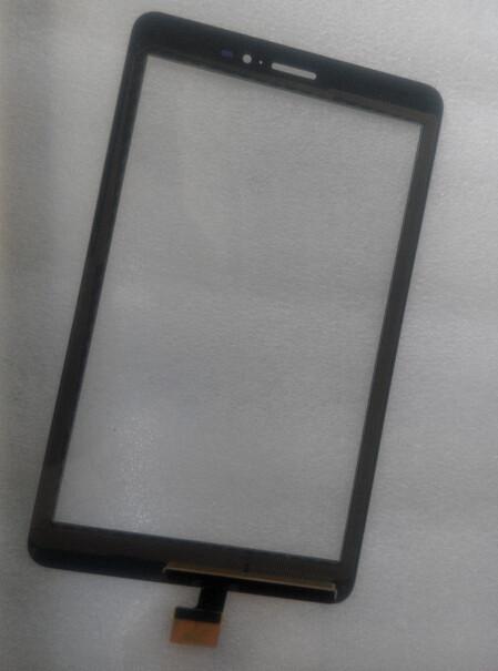 Сенсорний екран для планшету Huawei MediaPad T1 8.0 (S8-701u), MediaPad T1 8.0 LTE T1-821L #HMCF-080-1607-V5, тачскрін чорний