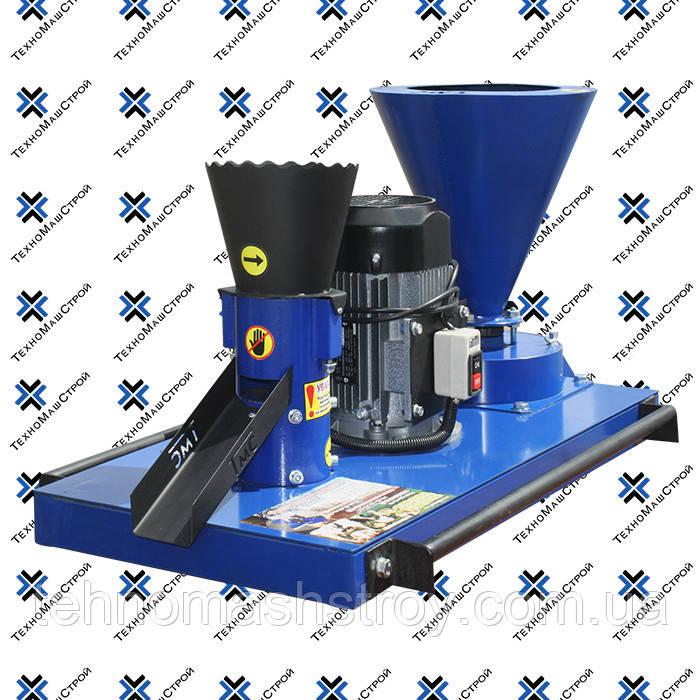 Гранулятор ГКМ-100+ (гранулятор комбикорма + зернодробилка/сенорезка/корморезка)