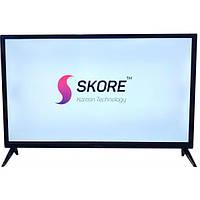 Телевизор Skore Smart+T2 (комплект программ в подарок)