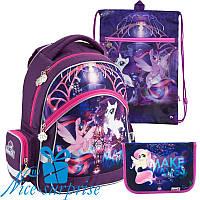 Школьный комплект для девочки Kite My Little Pony LP18-521S (1-4 класс)