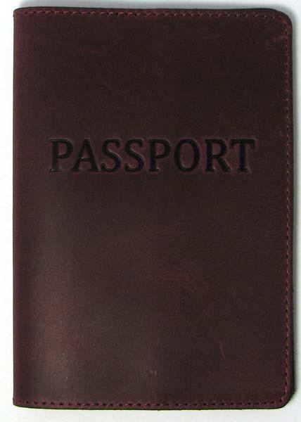 Обложка на паспорт DNK Leather DNK Паспорт-H col.L
