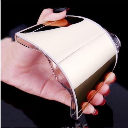 Зеркальный силиконовый чехол для LeEco Le Pro 3 / Elite / X720 / X722 / X727