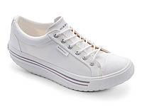 Кеды Walkmaxx Comfort 3.0  39 Длина стопы 25,5  Белый