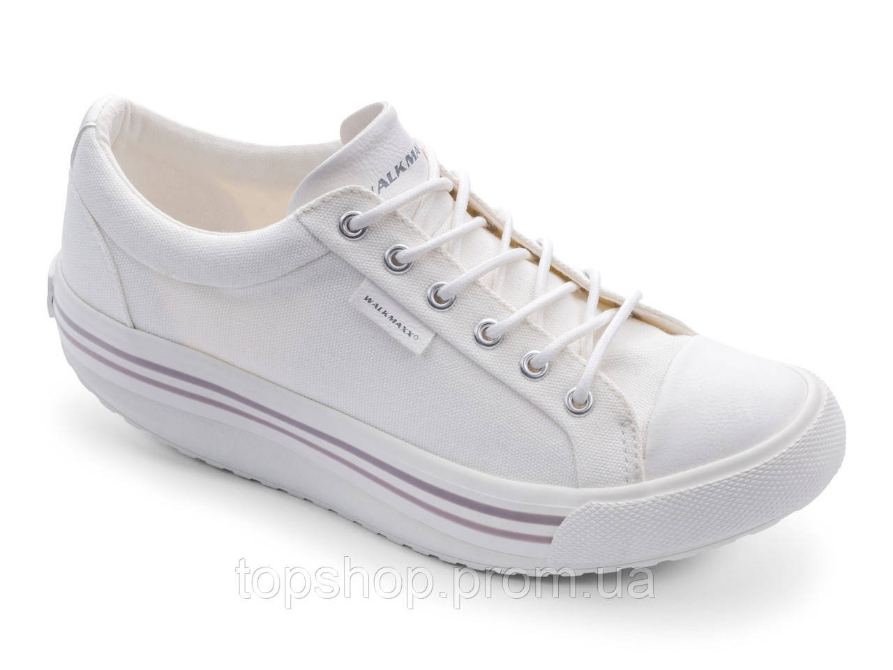 45e59b50f Кеды Walkmaxx Comfort 3.0 39 Длина стопы 25,5 Белый - TopShop - Товары с