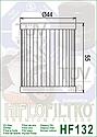 Масляный фильтр HF132, фото 2