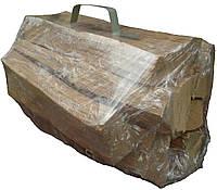 Дрова для камина дубовые (сухие без коры))