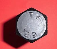 Высокопрочный болт М27 маркировка 12.9 ГОСТ 7805-70 и ГОСТ 7798-70, фото 1