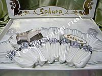 Набор столового белья Merpatti Sakura 160*220см