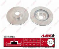 Диск Тормозной  Subaru іmpreza / Wagon 2,0 16V / WRX 00- (294, Код C37013ABE, ABE
