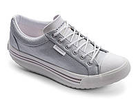 Кеды Walkmaxx Comfort 3.0  40 Длина стопы 26,5 см  Серебристый