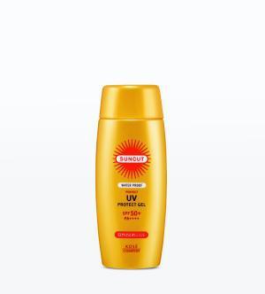 KOSE Cosmeport водостійкий Сонцезахисний гель Suncut Water Proof UV Protect Gel SPF50+ PA++++ 100g