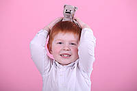 Мягкая игрушка Летучая мышь Майнкрафт 16 см, фото 1