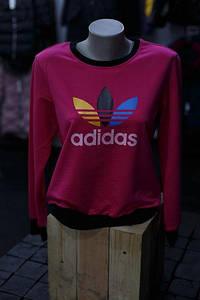 Женская кофта adidas
