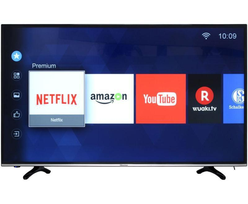 Телевизор Hisense H55MEC3050 (55 дюймов, Smart TV, Ultra HD, 4K, WLAN, HDMI)