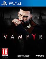 Vampyr (Недельный прокат аккаунта)