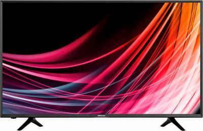Телевизор Hisense H50NEC5205 (50 дюймов, PQI 1100 Гц, Ultra HD 4K, Smart, Wi-Fi, DVB-T2/S2)