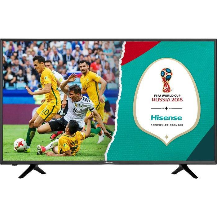 Телевизор Hisense H55NEC5205 (55 дюймов, Smart TV, Ultra HD, 4K)
