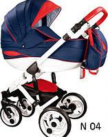 Универсальная коляска 2 в 1 Teddy Bart-Plast Nova  N04