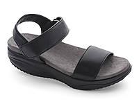 Сандалии Walkmaxx Pure 3.0  42 Длина стопы 28 см  Черный