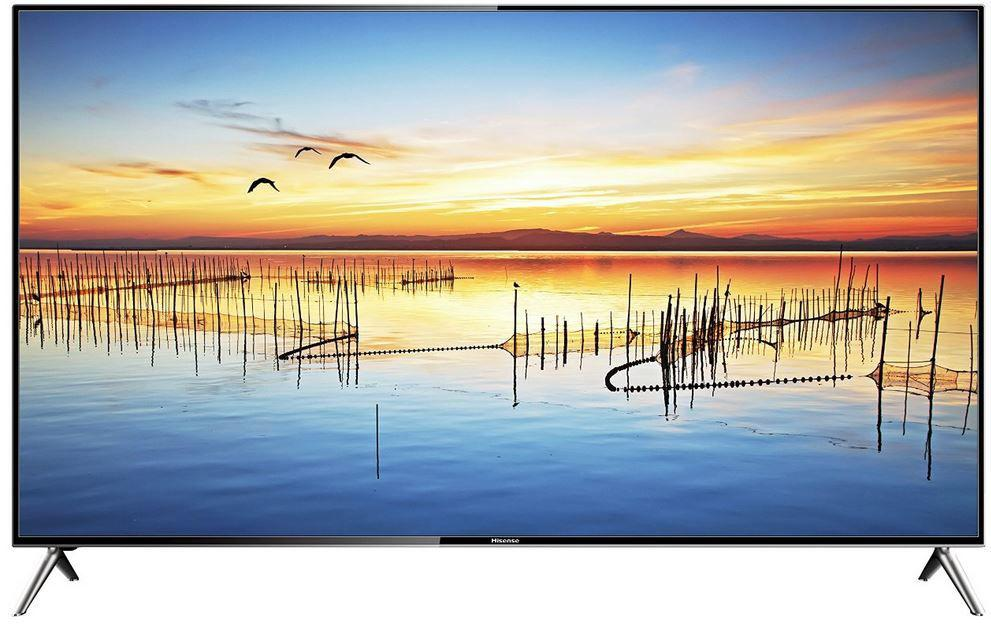 Телевизор Hisense UB40EC591 (40 дюймов, Ultra HD, 4K, Smart TV, WLAN, HDMI)