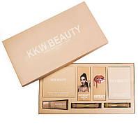 Набор декоративной косметики Kylie KKW 7 in 1 - дефект упаковки