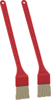 Тонкая тостерная щетка Vikan, 2 шт., 395 мм