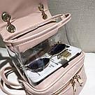 Рюкзак-сумка,сундучок прозрачный., фото 8