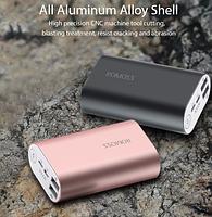 Алюминиевый внешний аккумулятор ROMOSS ACE 10
