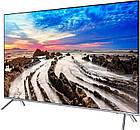 Телевизор Samsung UE55MU7009 (PQI 2200Гц, Ultra HD 4K, Smart, Wi-Fi, Contrast Enhancer, UHD Dimming, HDR 1000), фото 2