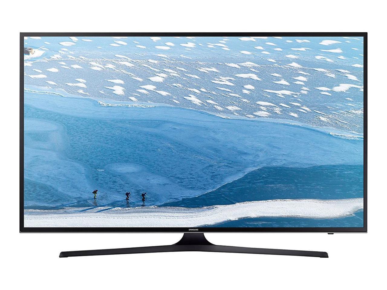 Телевизор Samsung UE65KU6079 (65 дюймов, WiFi, Ultra HD, 4K, Quad-Core)