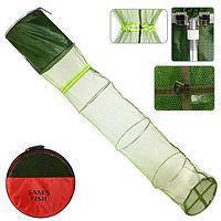 Садок рыболовный Winner Boyaby темно зеленый