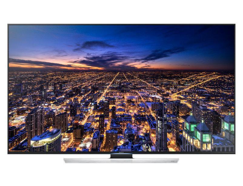 Телевизор Samsung UE55HU7505 (55 дюймов, 1000Гц, Ultra HD 4K, Smart, Wi-Fi, 3D)
