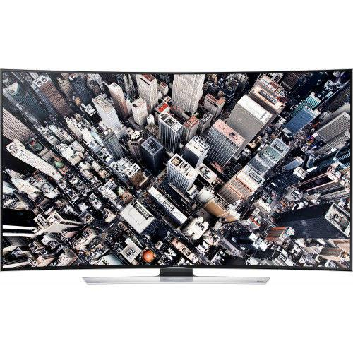Телевизор Samsung UE55HU8500 (1000Гц, UltraHD 4K, Smart,Wi-Fi, 3D, ДУ Touch Control, изогнутый экран)