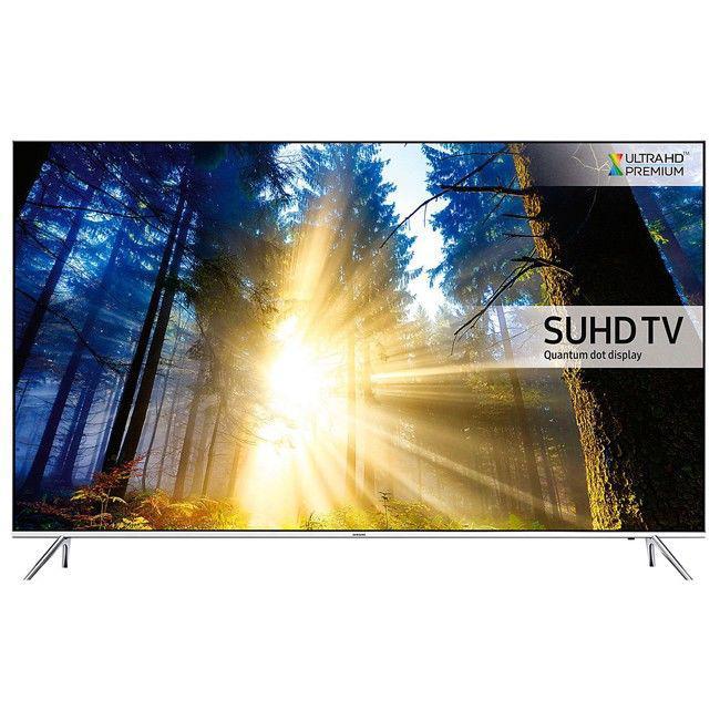 Телевизор Samsung UE55KS7500 (PQI 2200Гц, SUHD 4K, Smart, Wi-Fi, ДУ Remote Control, DVB-T2/S2)