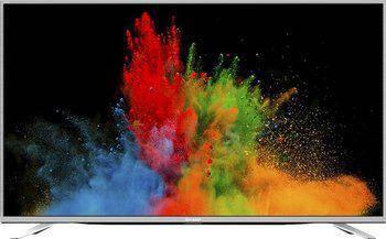 Телевизор Sharp LC-49CUF8462ES (49дюймов, 600 Гц, Ultra HD 4K, Smart TV, Wi-Fi, DVB-T2/S2)
