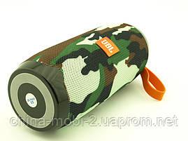 JBL TG106 t&g 10W Squad копия, портативная колонка с Bluetooth FM и MP3, камуфляжная, фото 3