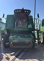 Зерноуборочный комбайн  John Deere 9660i WTS 2004 года, фото 1
