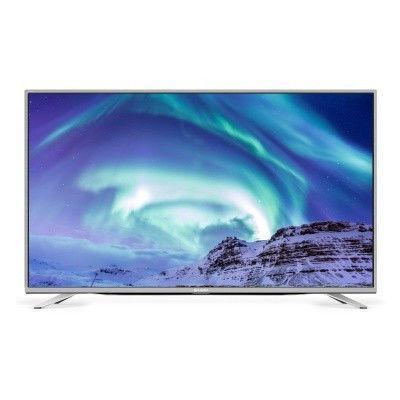 Телевизор Sharp LC-55CUF8462ES (55 дюймов, 600 Гц, Ultra HD 4K, Smart TV, Wi-Fi, DVB-T2/S2)