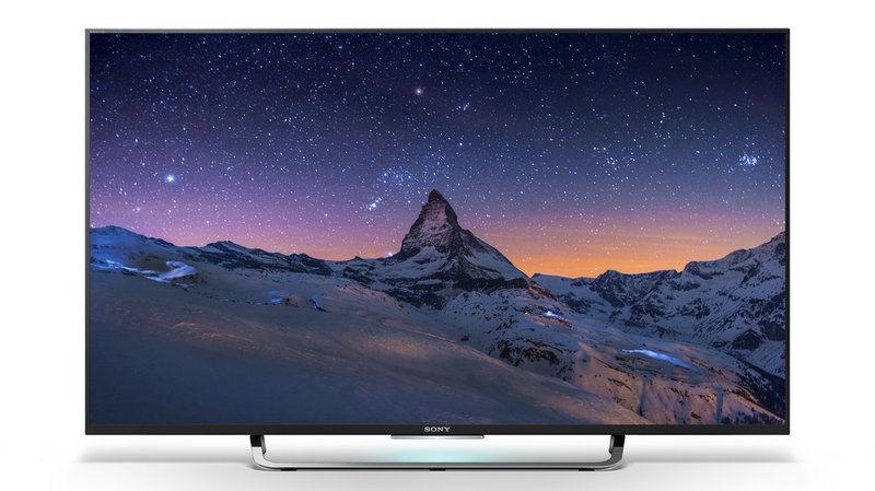 Телевизор Sony KD-49X8305C (MXR 800 Гц, Ultra HD 4K, Smart TV, 4к X-Reality™ PRO, 24p True Cinema)