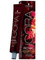 6-78 NEW Igora Royal Opulescence Темно-русий мідно-червоний  60 мл