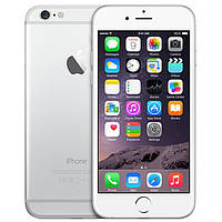 Apple iPhone 6 16GB Silver Refurbished (hub_BXWT36210)