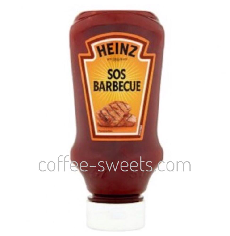 Соус Heinz Sos Barbecue Барбекю 245 мл
