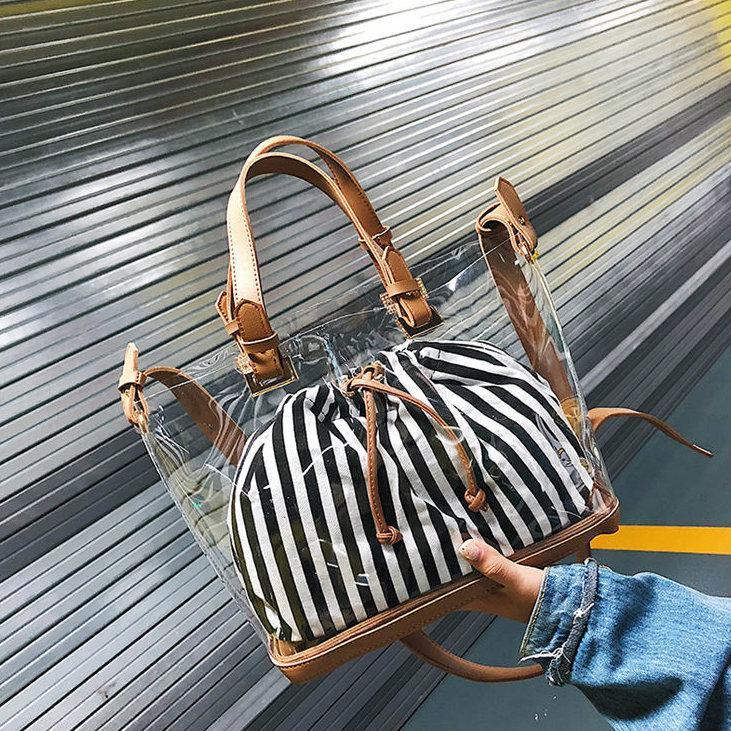 Силиконовая женская сумочка