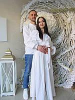 """Платье с вышивкой """"Невеста"""""""