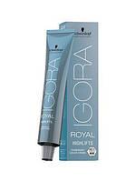 12-19 Igora Royal Highlift С технологией Fibre Bond Специальный Блондин Фиолетовый Сандрэ 60 мл