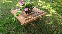 """Маленький кофейный столик """" Украинский сад"""