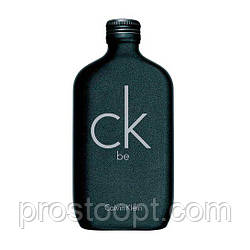 Туалетная вода  унисекс Calvin Klein Ck Be EDT 100 мл