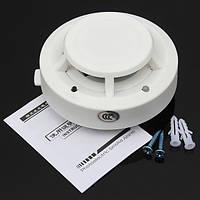 Беспроводной детектор дыма пожарной сигнализации домашней безопасности системы фотоэлектрический датчик
